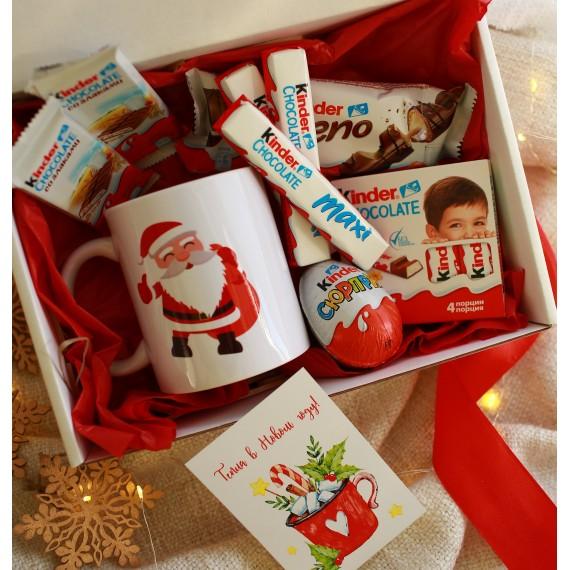 подарочный набор Санта